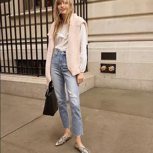 Madewell Perfect Vintage Crop Jeans